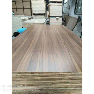 泽淳木业杨桉18mm生态板厂家直销杨桉芯免漆板