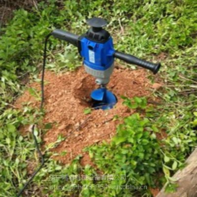 果树施肥机挖坑机操作方法