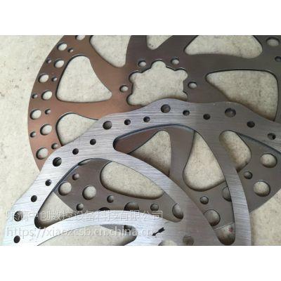 温州钣金冲压铜板地插去毛刺倒角中创设备