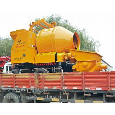 JBT系列搅拌拖泵 体积小,托运方便,产品性价比高