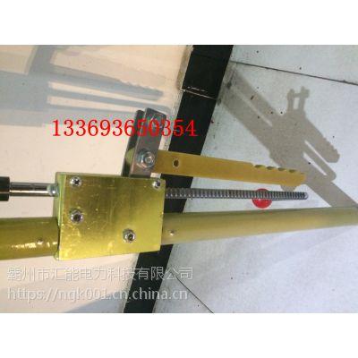 XL1120棘轮导线电缆切刀185mm直拉式高空剪 汇能