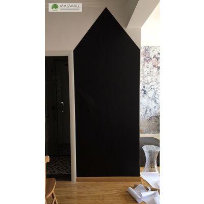 定做magwall儿童家用黑板自粘擦写无痕磁性软黑板贴