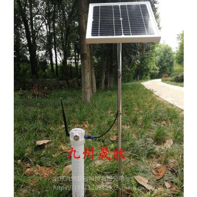 导管式土壤水分温度监测仪