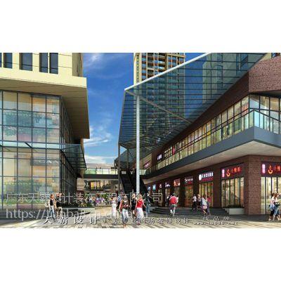 天霸设计布局银川商业空间设计更具创新性