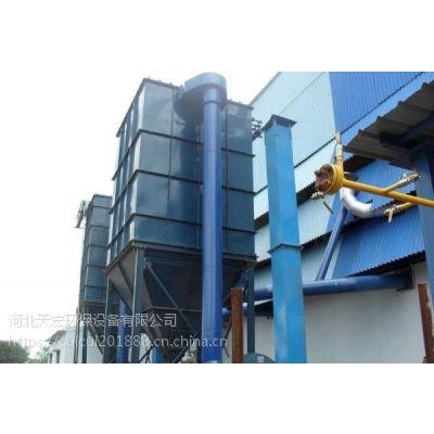 布袋除尘器过滤面积和过滤风速息息相关