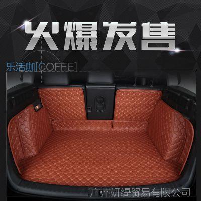 批发XM新款汽车后备箱垫 专车专用订制防水防滑车用皮革尾厢垫子