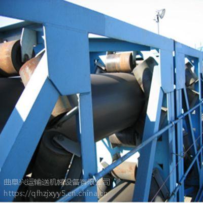 圆管带式输送机不锈钢输送机 变频调速