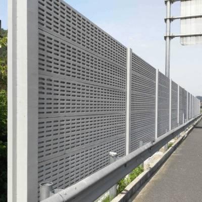 佛山公路防噪音隔板 道路隔音屏厂家 4米高护栏