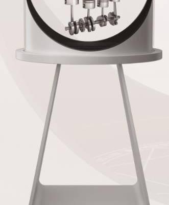 物体立体化展示  西安利东360度全息展示柜  展馆必备  让平面显