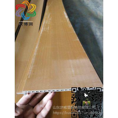为什么集成墙面很火但市场份额不高?塑钢板直销