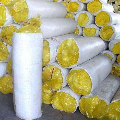 贴面玻璃棉卷毡-高温玻璃棉毡专业厂家