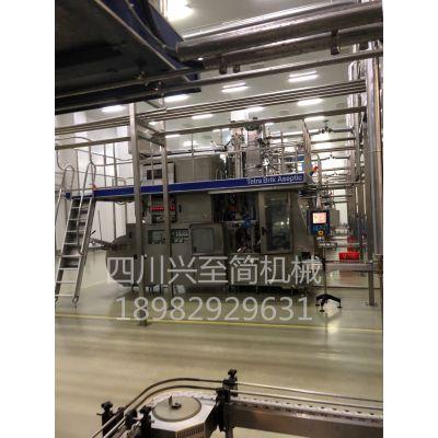 四川兴至简出售一台利乐TBA19机125S灌装机