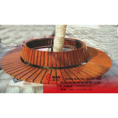 供应武汉郑州铸铁公园椅小区长椅欧浪OLON-CH0064