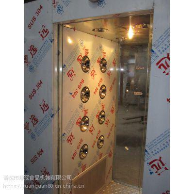 源冠风淋室 液晶显示屏 语音提示 全自动电控门