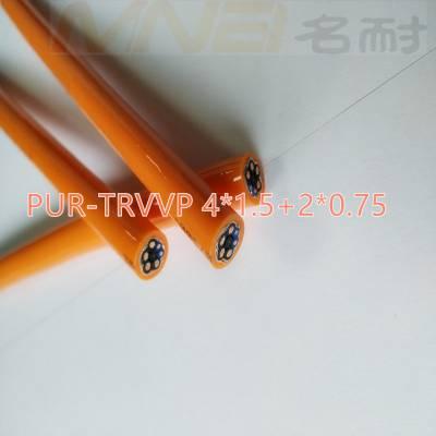 TRVV拖链电缆和TRVVP带屏蔽电缆区别,使用注意事项/使用场地