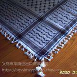 手工打结阿拉法特提花头巾 Arafat knotted scarf
