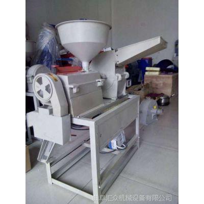 鹰潭卧式砂辊碾米机 115小型碾米机稻谷脱皮打米机哪里有卖