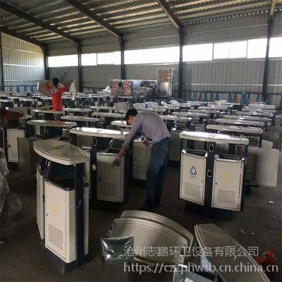 沧州志鹏小区环卫垃圾箱工厂直销