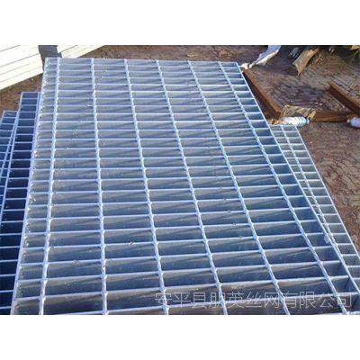 河北厂家供应 平台脚踏板 排水沟盖 井盖 热镀锌钢格板 加工定制异性钢格板