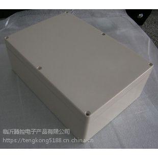 临沂塑料仪表盒 山东防水盒 接线盒厂家 尺寸多 可开孔 种类全