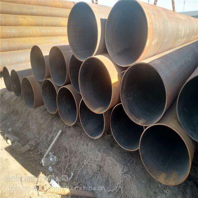 直销钢结构预埋立柱山东无缝钢管 20#流体管道用560*12无缝管