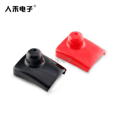 TP30-3-8-6kf 人禾电子电瓶端头保护盖 30mm铜排保护PVC