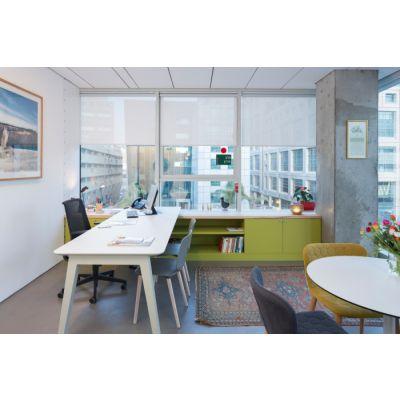 合肥办公室装修中工位如何设计能经济又舒适