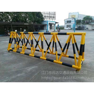 南宁军事基地防暴护栏 防撞拒马护栏 89钢管护栏