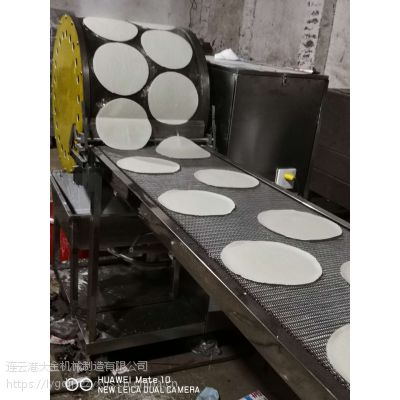 大型烤鸭饼机生产厂家