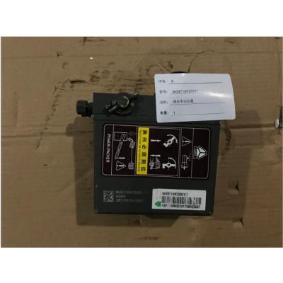 中国重汽豪沃斯太尔STR配件WG9719820001驾驶室举升油泵