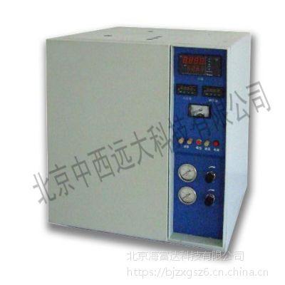 中西 TP-2060型系列气相色谱仪( 单检测器,恒温型、FID毛细管进样系统)库号:M366330