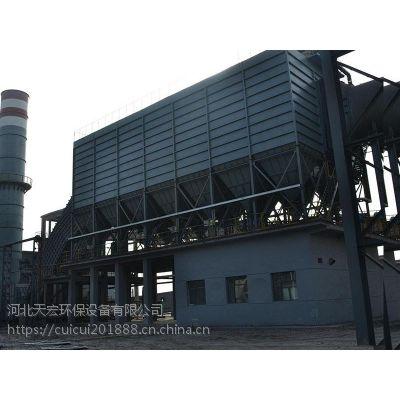 LMC锅炉除尘器采用脉冲喷吹提高清灰效果