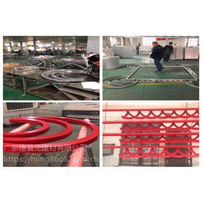 木纹色仿古铝花格生产厂家,铝板雕刻镂空窗花定制价格