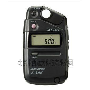 中西(LQS现货)世光测光表 型号:ZO855-i-346库号:M363740