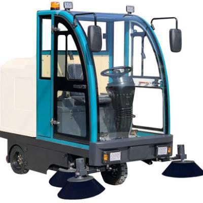 多功能道路电动清扫车扫地车 中陆集团