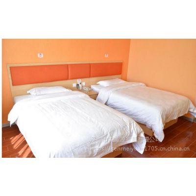 森美源定制公寓酒店简约板式全套家具