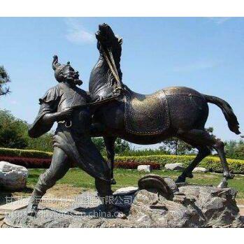 供甘肃铸铜雕塑和兰州雕塑批发