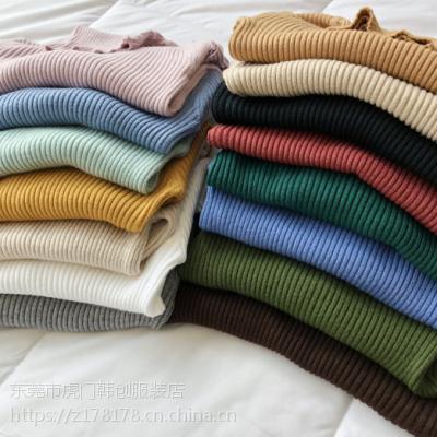 哪里有批发8-15元女士毛衣处理工厂低价库存整单毛衣季末清仓广东摆地摊货源批发
