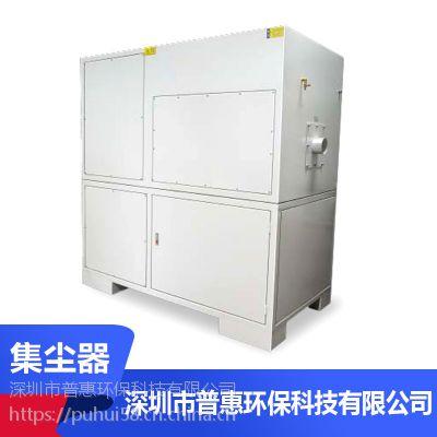 高负压型中央集尘器 钻孔磨边切割配套除尘设备