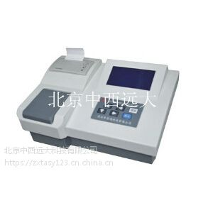 总磷测定仪 /台式总磷测定仪(中西器材) 型号:M398583库号:M398583