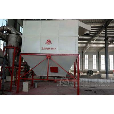 工业布袋除尘器设备 木炭厂专用除尘装置