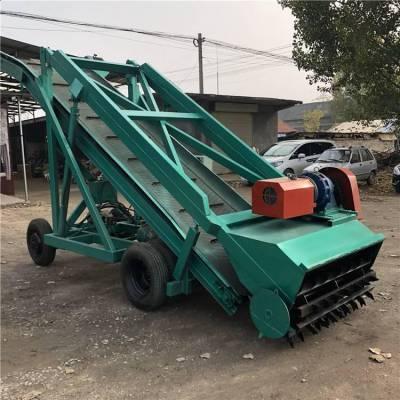 铲车式青贮取料车 青贮取料机型号 润丰