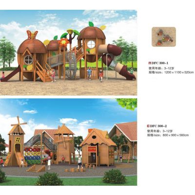 广西南宁幼儿园玩具厂室外组合儿童滑梯 大型游乐设备