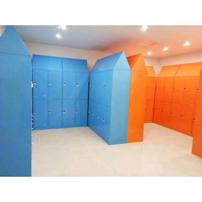 重庆铁柜 储物柜 铁皮存包柜 钢制存包柜 厂家直销