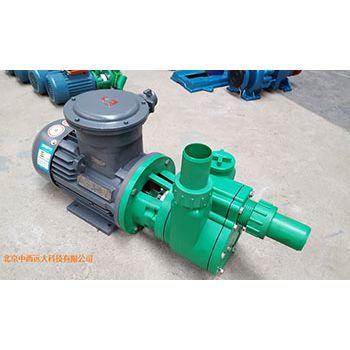 中西自吸泵/耐腐泵 型号:SGZ1-FZB-8库号:M396037