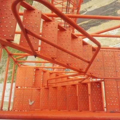 出售桥梁安全爬梯高墩安全爬梯河北安全爬梯生产厂家