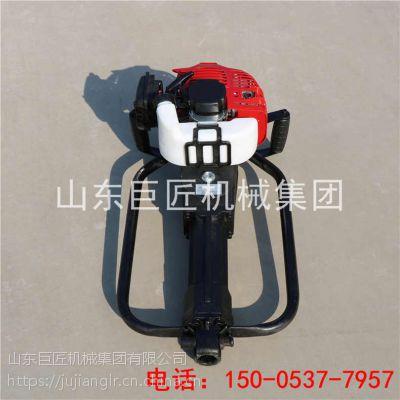 华夏巨匠QTZ-1便携式取土钻机 高频振动取土钻机
