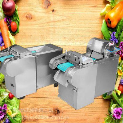 驰航桑叶专用切段机价格 蘑菇切丝机 大产量餐馆切片机