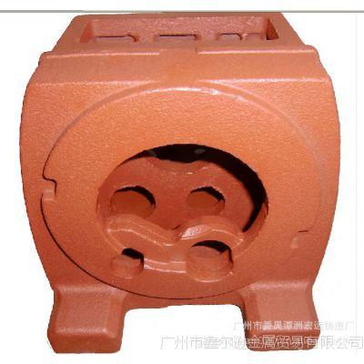 厂家供应齿轮减速箱机铸件 铝合金减速机箱体配件