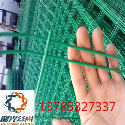 浸塑护栏网 光伏圈地钢丝围栏网 园林绿化防护网